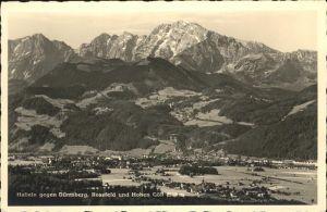Hallein Duerrnberg Rossfeld Hohen Goell / Hallein /Salzburg und Umgebung