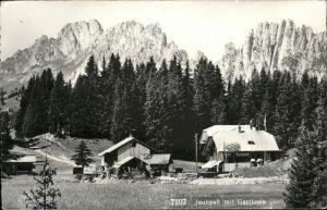 Jaunpass Gastlosen / Jaun /Bz. La Gruyere