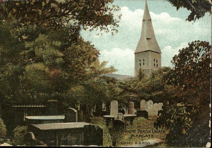 Margate UK Angent Parish Church / Thanet /Kent CC