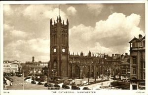 Manchester Cathedral / Manchester /Greater Manchester South