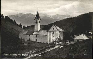 Matrei Brenner Maria Waldrast / Matrei am Brenner /Innsbruck