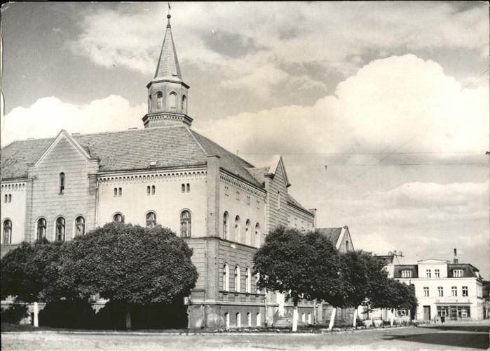 Wroclaw Rathaus  / Wroclaw Breslau /