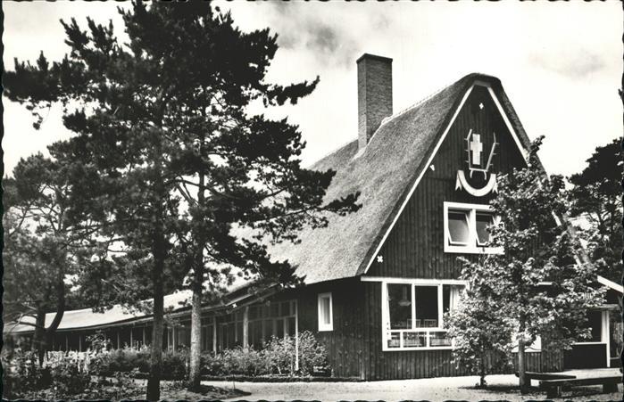 De Hoge Veluwe Het Nationale Park Teehuis de Koperen Kop / Niederlande /