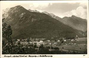 Stanzach Tirol Lechtal Bleispitze Knittelkarspitze / Stanzach /Reutte Ausserfern