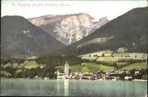 St Wolfgang Salzkammergut Schafberg / St. Wolfgang im Salzkammergut /Traunviertel