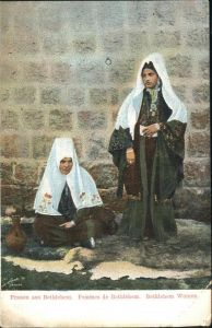 Trachten Bethlehem Frauen / Trachten /