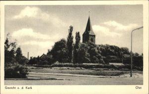 Olst Gezicht Kerk / Niederlande /