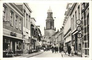 Winschoten Langestraat / Niederlande /