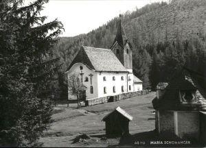 Maria Schoenanger  / Zeutschach /Westliche Obersteiermark
