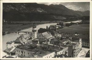 Brixlegg Tirol Bruecke / Brixlegg /Tiroler Unterland