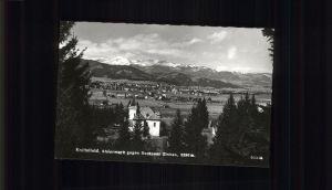 Knittelfeld Steiermark Sockauer Zinken / Knittelfeld /Westliche Obersteiermark