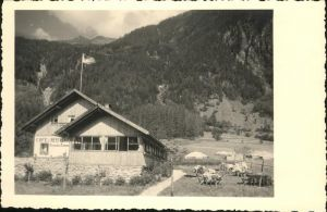 Habichen Cafe Johann Antonia Sameck / Umhausen /Tiroler Oberland