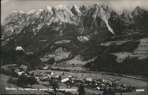 Werfen Salzburg Eisriesenwelt Tennengebirge / Werfen /Pinzgau-Pongau