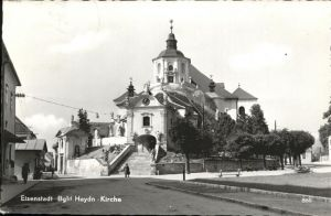 Eisenstadt Kirche / Eisenstadt /Nordburgenland
