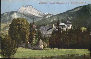 Admont Schloss Roethelstein Buchstein /  /