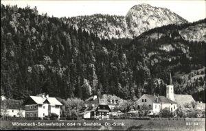 Woerschach Schwefelbad  / Woerschach /Liezen