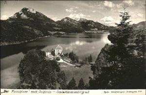 Fuschl See Salzkammergut Schloss  / Fuschl am See /Salzburg und Umgebung