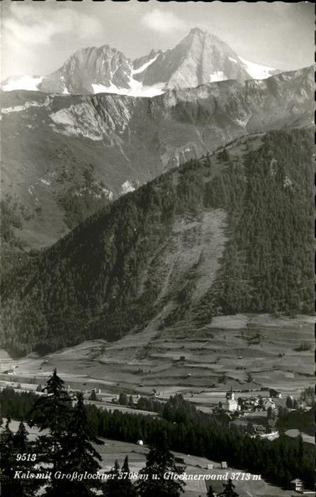 Kals Grossglockner Grossglockner / Kals am Grossglockner /Osttirol