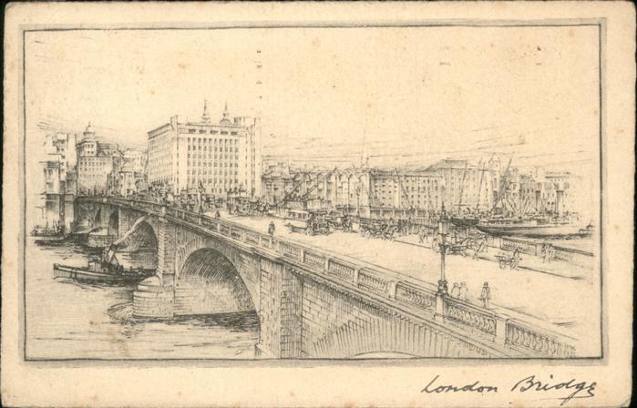 London London Bridge / City of London /Inner London - West