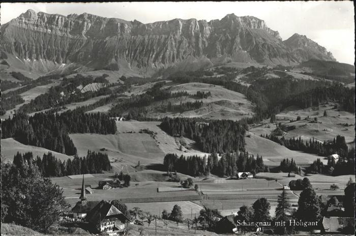 Schangnau Hohgant / Schangnau /Bz. Signau