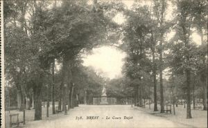Brest Finistere Cours Dajot / Brest /Arrond. de Brest