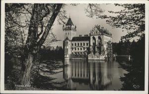 Anif Wasserschloss / Anif /Salzburg und Umgebung
