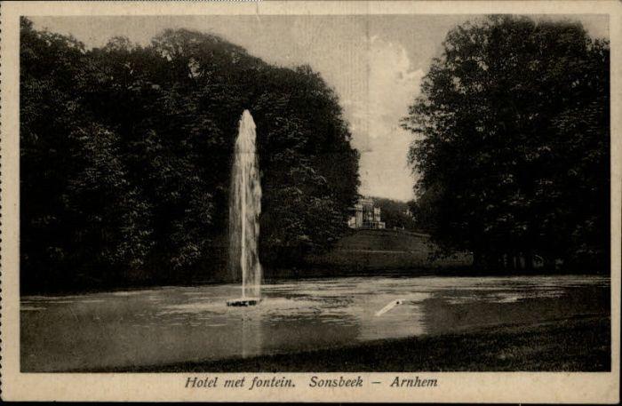 Arnhem Arnhem Sonsbeek Hotel * / Arnhem /