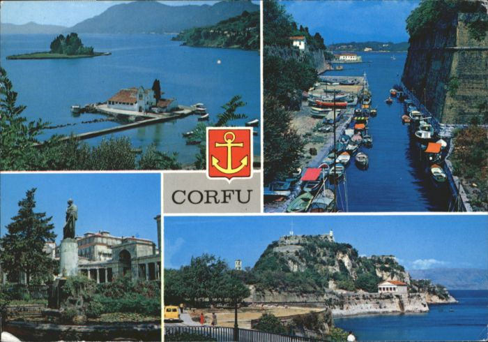 Corfu Corfu Korfu Anker x / Corfu /