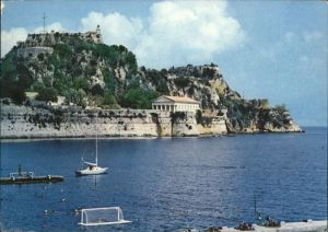 Corfu Corfu Korfu Fortress Festung x / Corfu /