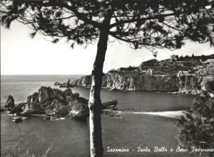 Taormina Sizilien Taormina Isola Bella Capo Taormina * /  /Messina