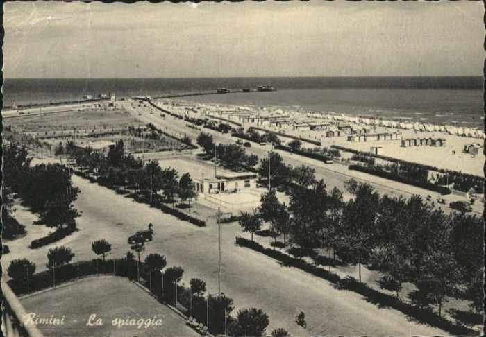 Rimini Rimini Spiaggia x / Rimini /