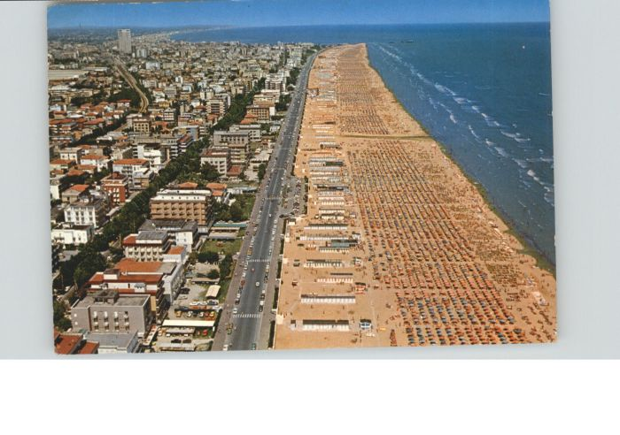 Rimini Rimini Fliegeraufnahme x / Rimini /