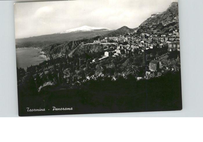 Taormina Sizilien Taormina  * /  /Messina