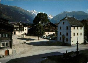 Ernen Gasthaus St. Georg Kat. Ernen