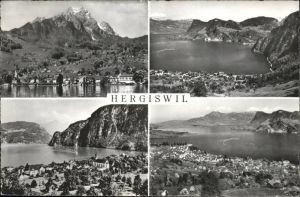 Hergiswil NW  / Hergiswil NW /Bz. Nidwalden