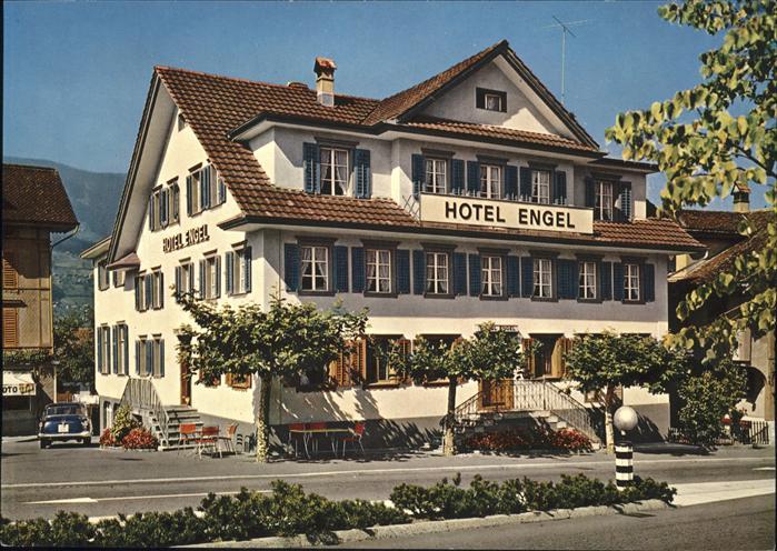 Sachseln OW Hotel Engel Sachseln