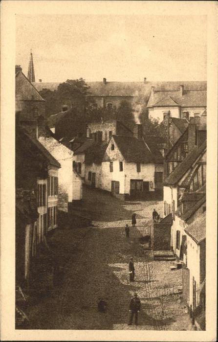 Montreuil sur Mer Cavee St Firmin /  /