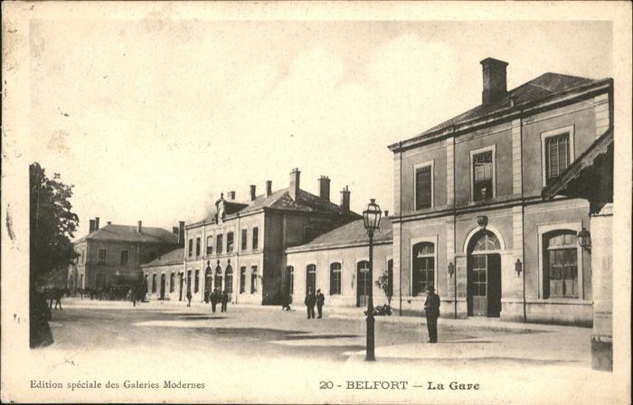 Belfort Belfort La Gare Kat. Belfort