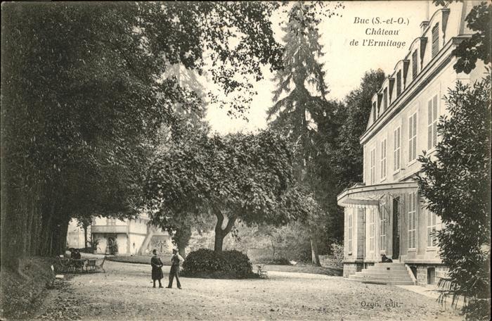 Buc Belfort Chateau  Kat. Buc
