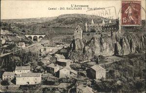 Murat Cantal Chateau Sailhans Kat. Murat