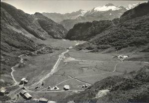 Trient Rhone Plateau Emosson Kat. Trient