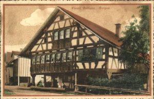 Flawil Rathaus Burgau Kat. Flawil