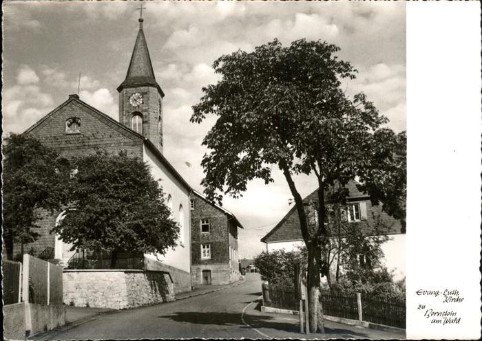 Bernstein Burgenland Evang. Luth. Kirche Wald / Bernstein /Suedburgenland