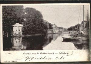 Schiedam Buitenhaven  / Schiedam /