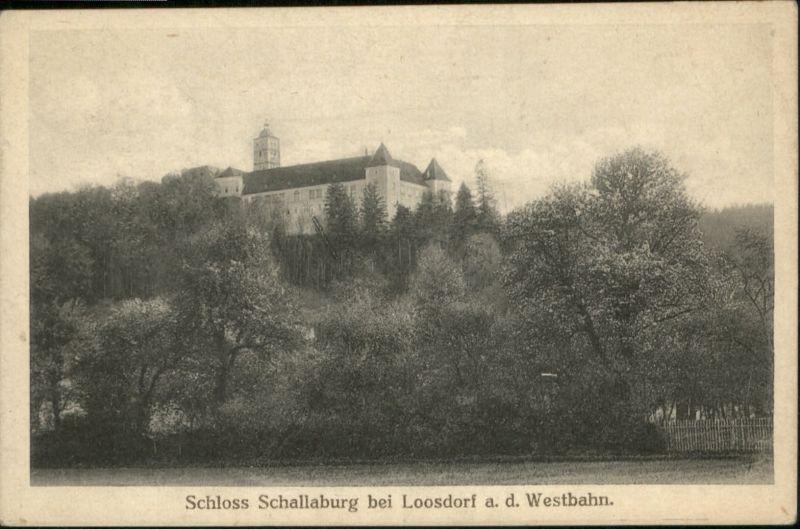 Loosdorf Schloss Schallaburg / Loosdorf /Mostviertel-Eisenwurzen