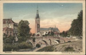 Roermond Steenenbrug Kathedraal / Roermond /