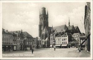 Roermond Markt Kathedraal / Roermond /