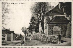Travers Chateau / Travers /Bz. Val-de-Travers