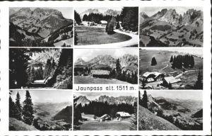 Jaunpass  / Jaun /Bz. La Gruyere