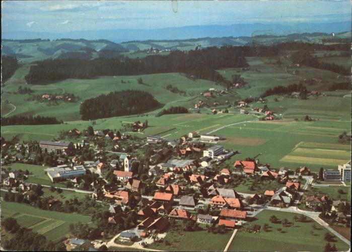 Sumiswald Fliegeraufnahme  / Sumiswald /Bz. Trachselwald